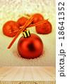 赤 ボール 玉の写真 18641352