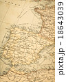 古地図 地図 マップの写真 18643039