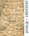 古地図 地図 マップの写真 18643040