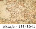 古地図 地図 世界地図の写真 18643041