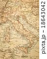 古地図 地図 世界地図の写真 18643042
