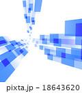 テクノロジー ネットワーク コミュニケーションのイラスト 18643620
