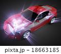 車 自動車 コンセプトのイラスト 18663185