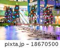 東京ドームシティ イルミネーション クリスマスの写真 18670500