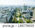 街並み 札幌 眺めの写真 18679600