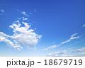 青空 空 雲の写真 18679719