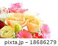 フラワーアレンジメント 花束 花の写真 18686279