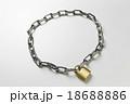 鍵 錠 南京錠の写真 18688886
