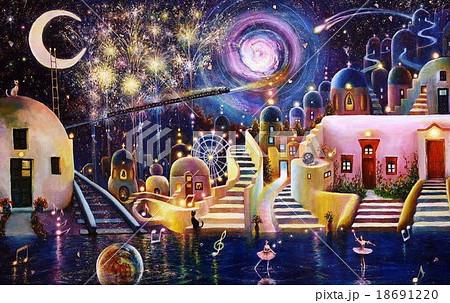 光と夢の街 18691220