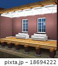 住宅 住居 家のイラスト 18694222