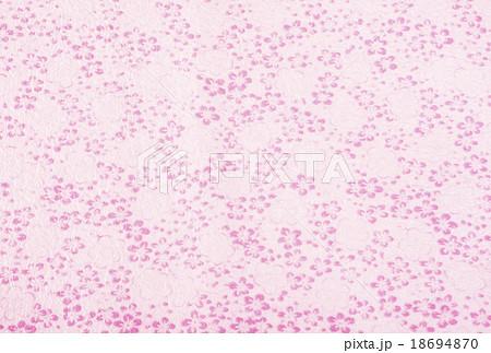 梅柄 紙のテクスチャ 和柄 和紙 イメージ素材 背景素材 18694870