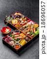 おせち おせち料理 正月料理の写真 18696057