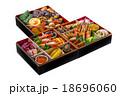おせち おせち料理 正月料理の写真 18696060