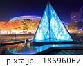 東京ドーム夜景 18696067