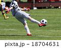 サッカー フットボール 18704631
