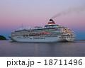 客船 クルーズ 船の写真 18711496