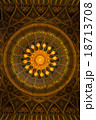 マスカットのスルタン・カブース・グランド・モスクの内装 18713708