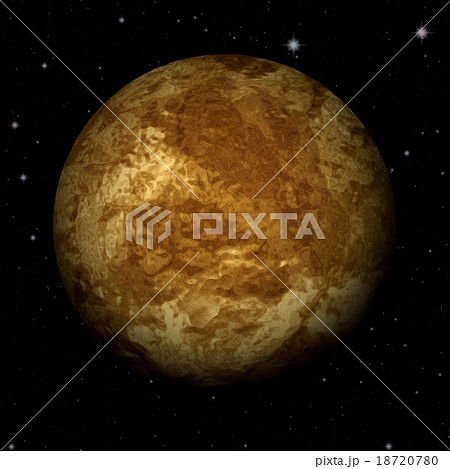 abstract venus planet generated texture background��������