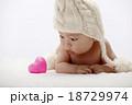 乳児 人物 赤ちゃんの写真 18729974