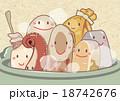 おでん鍋 18742676