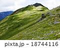 山 北アルプス 水晶岳の写真 18744116