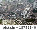 横浜市の根岸線洋光台駅付近を空撮 18752340