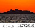 軍艦島 端島 世界遺産の写真 18752515