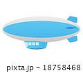 飛行船 18758468