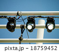 Lighting And Sound Equipment at the Music Festival 18759452