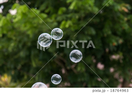 Beautiful soap bubble abstract backgrounds 18764963