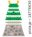 名古屋城 18776630