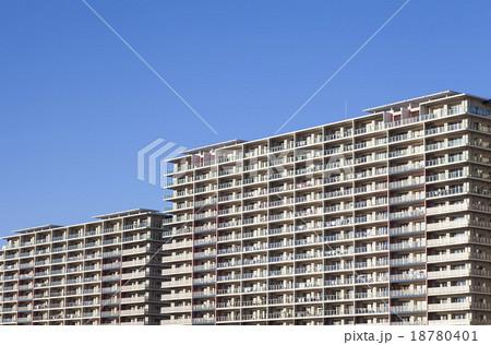 高層マンション 18780401