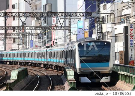 京浜東北線 18786652