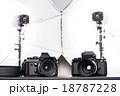 カメラ フィルムカメラ フラッシュの写真 18787228
