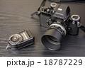 カメラ フィルムカメラ 露出計の写真 18787229
