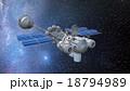 人工衛星 18794989
