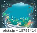 Underwater Cave 18796414