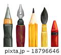 ドローイング 絵 えんぴつのイラスト 18796646