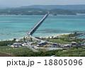 古宇利大橋 大橋 橋の写真 18805096