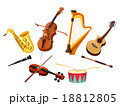 Musical instruments 18812805
