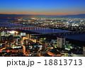 大阪街夜景 18813713