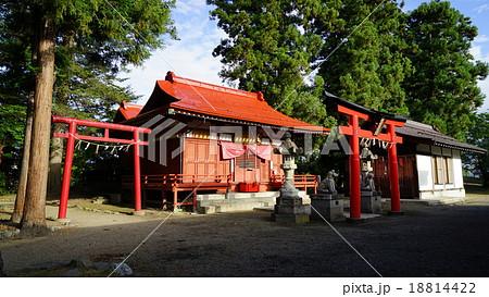 上杉神社の福徳稲荷 18814422