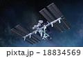 人工衛星 18834569