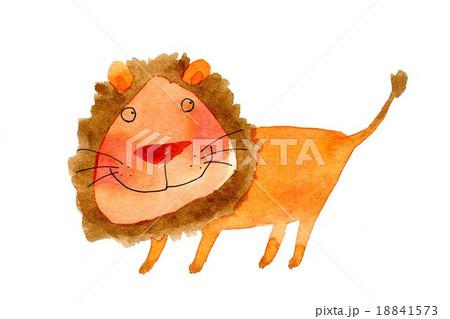 やさしいライオン 18841573
