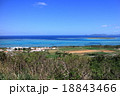 小浜島 大岳 海の写真 18843466