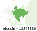 日本地図 18848889