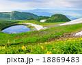 風景 鳥海山 鳥海湖の写真 18869483