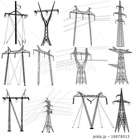 on types of power lines