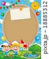 イラスト 幼稚園 園児のイラスト 18885312