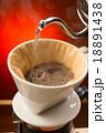 コーヒー ドリップコーヒー ドリッパーの写真 18891438